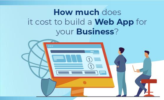 web app cost